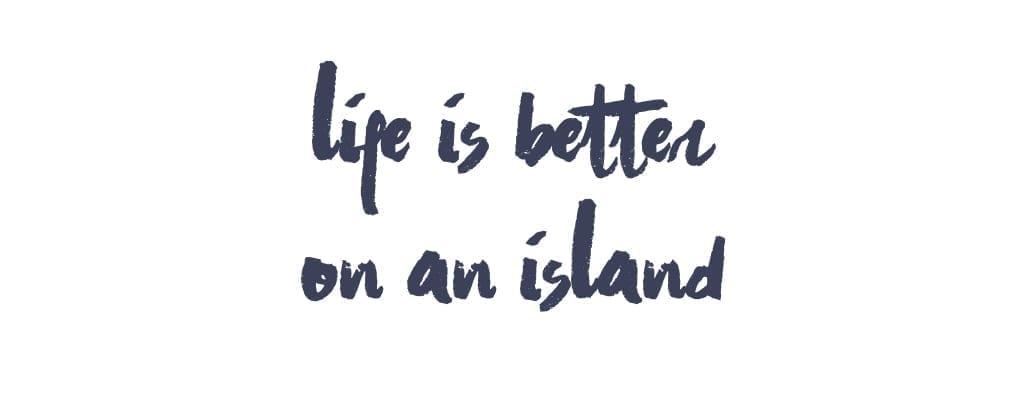 life-island-quote
