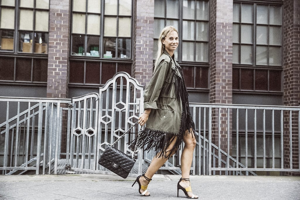 Berlin Fashion Week Spring Summer 2017 Constantly K Street Style Fashion Blog