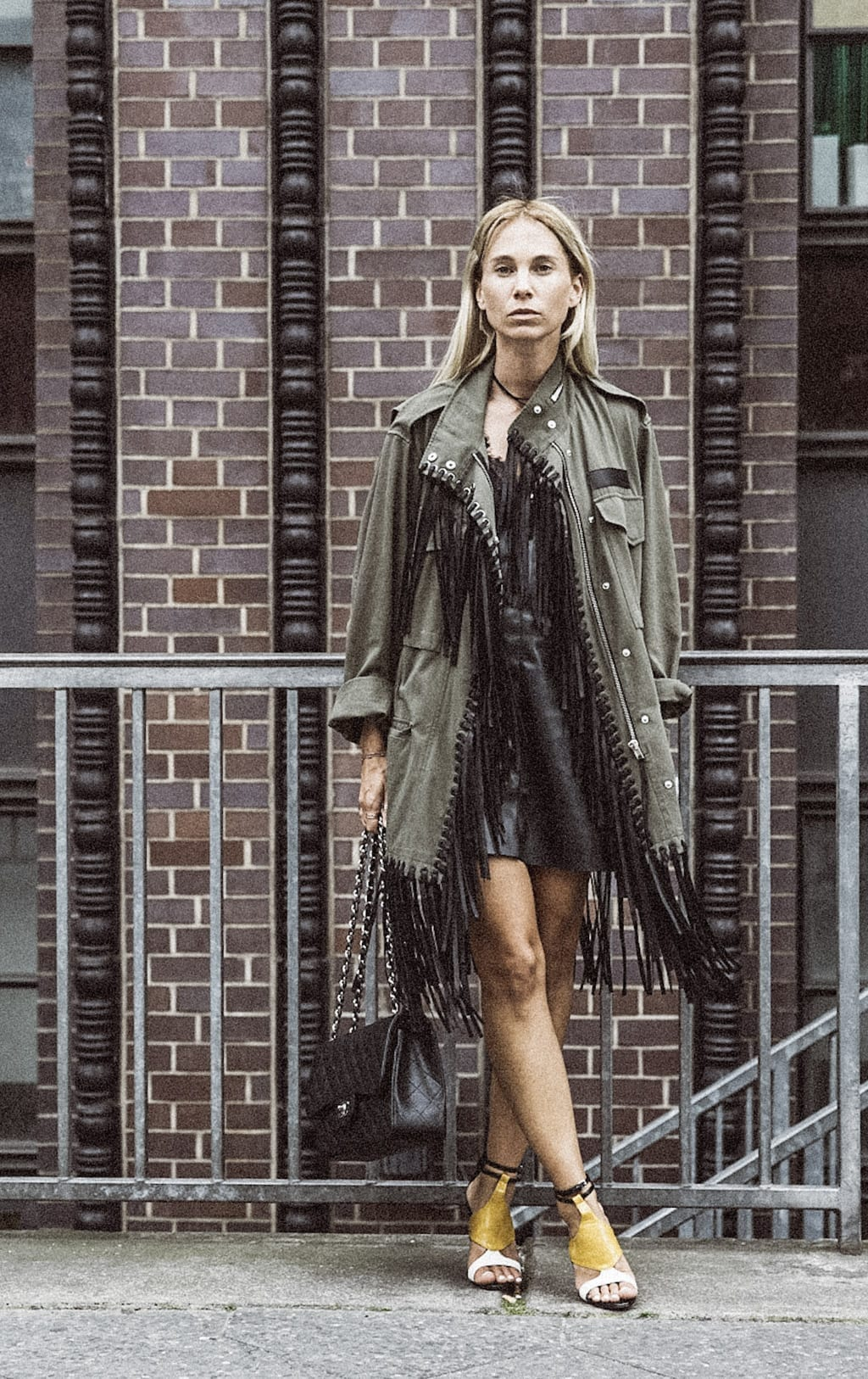 Berlin Fashion Week Spring Summer 2017 Constantly K